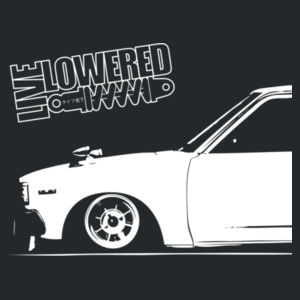 Classic JDM in white Design