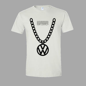 VW Badge Big Chain in black Thumbnail
